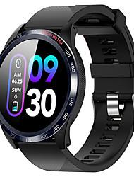 Недорогие -MS4 SmartWatch IP67 водонепроницаемый носимых устройств Bluetooth шагомер монитор сердечного ритма цветной дисплей смарт-часы для Android / IOS