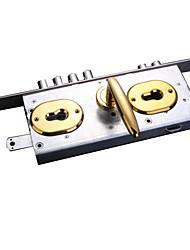 cheap -Fire Door Security Door Stainless Steel Lock Body Double Lock Core Lock Body