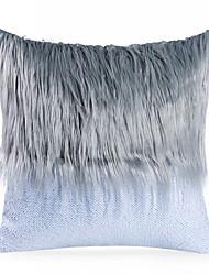 cheap -Set of 3 Velvet Pillow Cover & Insert, Solid Colored Modern Throw Pillow