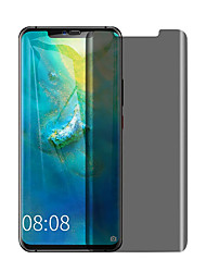 cheap -Privacy Screen Protector for Huawei Mate 20 pro Anti-Spy Tempered Glass High Definition