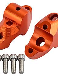 cheap -1-1/8 28mm Handlebar Riser Up Back Move Bracket for KTM 1050 1090 1190 1290 ADV/GT