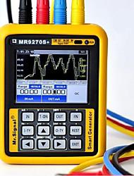 Недорогие -модернизированный mr9270s 4-20мА генератор сигналов калибровочный ток напряжение термопара pt100 датчик давления регистратор частота пид