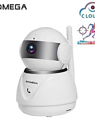 cheap -INQMEGA 1080P Cloud Wireless IP Camera APP Reverse-Call & Auto-Tracking Indoor Home Security Surveillance CCTV Network Wifi Cam
