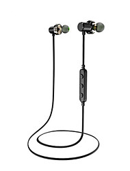 cheap -LITBest X680BL Neckband Headphone Wireless Earbud Bluetooth 4.2 Noise-Cancelling