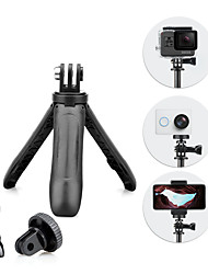 cheap -Tripod Collapsible Convenient For Tripod For Action Camera Outdoor Exercise Beach Multisport Stainless Steel + Plastic