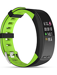 cheap -New P5 Smart Bracelet Gps Outdoor Running Cycling Sports Bracelet Measuring Heart Rate Altitude Temperature