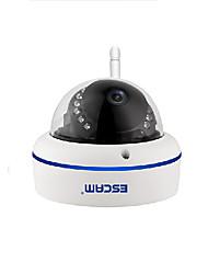 cheap -ESCAM Speed QD800WIFI 1080P WiFi Outdoor IP66 Waterproof IP IR Dome Camera P2P Night Vision Camera