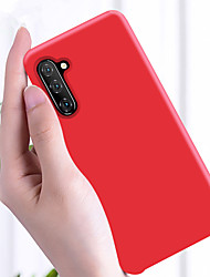 cheap -Original Liquid Silicone Soft TPU Phone Case for Samsung Galaxy Note 10 Plus Note 10 Note 9 Note 8 Case Shockproof