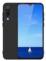 cheap -Case For Xiaomi Xiaomi Mi 9 / Xiaomi Mi 9 SE / Xiaomi Mi 9 Explorer Dustproof / Ultra-thin / Frosted Back Cover Solid Colored TPU