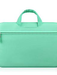 cheap -10 Inch Laptop / 12 Inch Laptop / 13.3 Inch Laptop Sleeve / Briefcase Handbags Polyester Solid Color Unisex Water Proof
