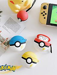 cheap -Case For AirPods Cute Headphone Case Soft