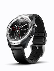 abordables -TicWatch TicWatch Pro Hommes femmes Montre Connectée Android iOS Wi-Fi Bluetooth Imperméable Ecran Tactile GPS Moniteur de Fréquence Cardiaque Mesure de la pression sanguine ECG + PPG Minuterie