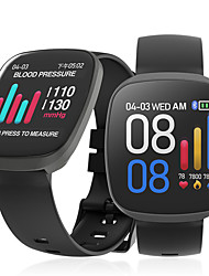 cheap -X10 Men Smartwatch Android iOS Bluetooth Waterproof Touch Screen Heart Rate Monitor Blood Pressure Measurement Sports Stopwatch Pedometer Call Reminder Activity Tracker Sleep Tracker
