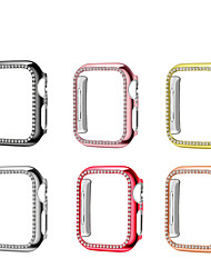 cheap -Fashion Watchband For Apple Watch Band 44mm/40mm/38mm/42mm Bling Women Agate Beads Strap Bracelet Band For Apple Watch Series 4/3/2/1