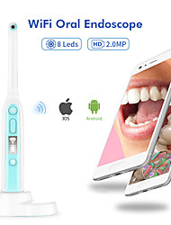 cheap -WIFI Dental Camera USB Endoscope HD 2.0MP 8 Led For Child Adult Oral Examination