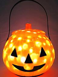 Недорогие -Праздничные украшения Украшения для Хэллоуина Декоративные объекты Держать в руке Желтый 1шт