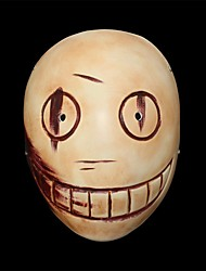 cheap -Mask Halloween Mask Inspired by Scary Movie Beige Halloween Carnival Adults' Men's Women's