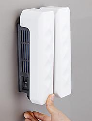 abordables -distributeur de savon de salle de bain en plastique suspendu hôtel salle de bains douche boîte de rosée shampoing presse maison désinfectant pour les mains