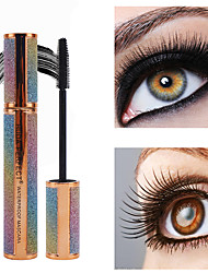cheap -Mascara Waterproof / Fashionable Design / lasting Makeup 1 pcs Wet Eye / Universal / Daily Traditional / Fashion Wedding Daily Makeup / Halloween Makeup / Party Makeup Waterproof Long Lasting