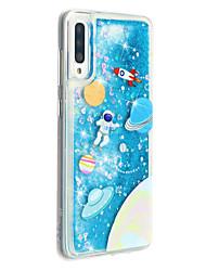 Недорогие -чехол для samsung galaxy a7 (2018) galaxy a9 (2018) чехол для телефона тпу материал окрашенный рисунок зыбучие пески чехол для телефона samsung galaxy a10 a20 a30 a40 a50 a70