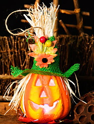 cheap -Holiday Decorations Halloween Decorations Decorative Objects Novelty Orange 1pc