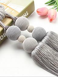 cheap -curtain Accessories Cute / Tassel / Tie Back Luxury / European Style 2 pcs