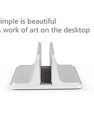 cheap -aluminum alloy bracket bookshelf vertical storage stand for laptop notebook holder support