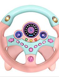 Недорогие -Игрушечные наборы Классическая машинка Автомобиль Новый дизайн Взаимодействие родителей и детей Веселая Мягкие пластиковые Пластиковый корпус Детские Дети Все Игрушки Подарок 1 pcs