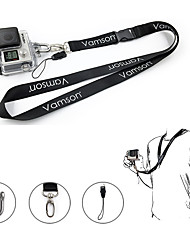 cheap -Cell Phone Strap Convenient For Action Camera Gopro 7 Gopro 6 Gopro 5 Gopro 4 Gopro 4 Session Fishing Traveling Back Country Nylon