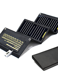 cheap -Solar Charger for Mobile Phone Power Bank 2.4A 28w USB Port Waterproof Rechargeable Portable Scratch Resistant EVA Camping / Hiking Fishing Cycling / Bike
