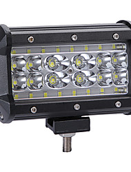 cheap -280W LED 4 Rows 5inch 28000LM Work Light Bar Driving Lamp  Color Temperature6000K Package1PC