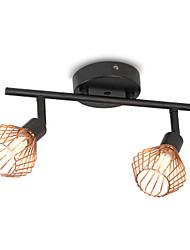 Недорогие -2-Light Для кухонного острова Прожектор Окрашенные отделки Металл 110-120Вольт / 220-240Вольт Теплый белый / Белый