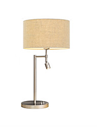 cheap -Modern Contemporary Ambient Lamps / Decorative Table Lamp / Reading Light For Bedroom / Study Room / Office Metal 110-120V / 220-240V