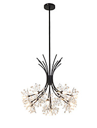 cheap -13 Bulbs JSGYlights 45 cm Chandelier Metal Sputnik Novelty Painted Finishes Modern Nordic Style Generic