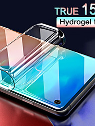cheap -15d soft hydrogel film for samsung galaxy s10 plus s10e screen protector for samsung s9 s8 plus note 8 9 curved film(no glass)
