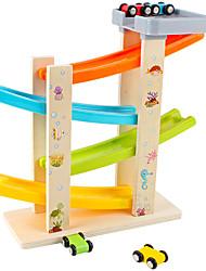 abordables -Circuit à Bille simple Cool En bois Enfants Tous Jouet Cadeau