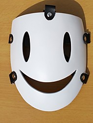 cheap -Mask Halloween Mask Inspired by Scary Movie White Halloween Carnival Adults' Men's Women's