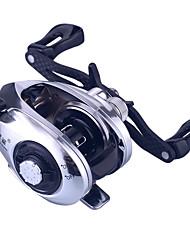 cheap -Fishing Reel Baitcasting Reel 7.2:1 Gear Ratio+11 Ball Bearings Right-handed / Left-handed Freshwater Fishing / Carp Fishing / Carbon Fiber