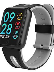 Недорогие -P68 Мужчины Смарт Часы Android iOS Bluetooth Водонепроницаемый Сенсорный экран Пульсомер Измерение кровяного давления Спорт