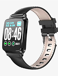 cheap -M8 Smart Wristband Full Screen Touch&Personality Strap Heartrate Blood pressure Monitor watch Message Display Smart Band