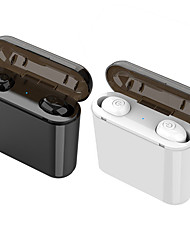 cheap -LITBest XQ TWS True Wireless Earbuds Wireless Earbud Bluetooth 5.0 Dual Drivers with Charging Box