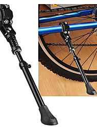 Недорогие -Велосипедная подставка Компактность Ремкомплект Регулируется / Выдвижной Противозаносный Прочный Назначение Шоссейный велосипед Велоспорт Металл Черный 1 pcs