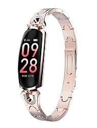 cheap -Women's Digital Watch Casual Fashion Silver Gold Alloy Digital Black Gold Silver Water Resistant / Waterproof Bluetooth Smart 30 m 1 set Digital