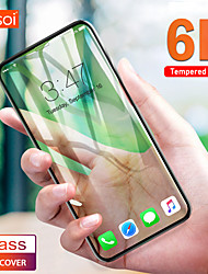 cheap -6d full tempered glass film for apple iphone x 10 xs max full curved screen protector on the for iphone xr cover protective film