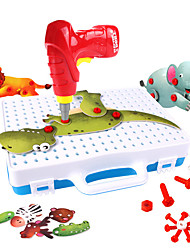 cheap -Jigsaw Puzzle Creative Cute Hand-made Parent-Child Interaction All Toy Gift