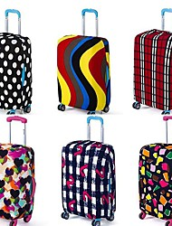 cheap -1 Piece Travel Bag Dust Proof Outdoor Travel for Luggage Fabric Terylene Poly urethane 22  260     24  320 cm All Traveling