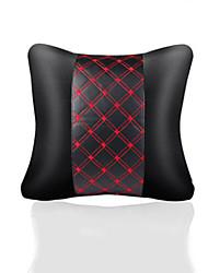 cheap -Car headrest waist back summer car with pillow pillow pillow waist cushion lumbar cushion neck pillow