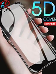 Недорогие -5d полное покрытие из закаленного стекла на для iphone 7 8 6 6s 5 5s se защитная пленка для iphone x 10 8 6 7 плюс защитное стекло