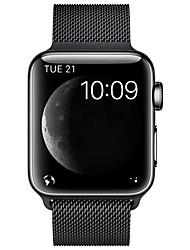 Недорогие -ремешок для часов для apple series5 / 4/3/2/1 apple, ремешок из нержавеющей стали с миланской петлей