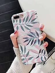 cheap -Case For Apple iPhone XS / iPhone XR / iPhone XS Max Dustproof / Pattern / Backup Back Cover Scenery / Flower TPU
